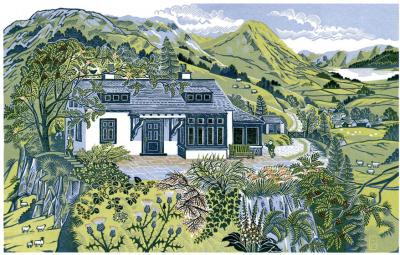 The Great Print Exhibition at Rheged in The Lake District