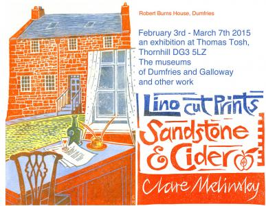 Exhibition in Thornhill February 3rd - March 7th 2015